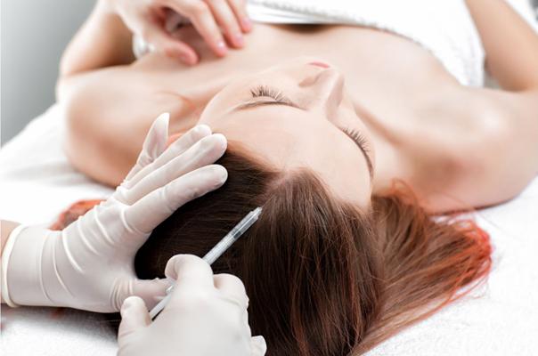 Mesotherapie Hair - der Weg zu dichterem, vollerem Haar