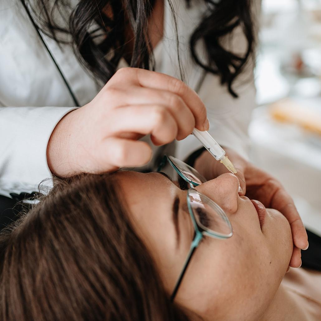Lippenaufbau - Behandlung für Ihre Schönheit
